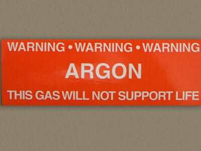 TDI SDI Argon Decal