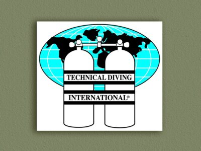 TDI Logo Sticker