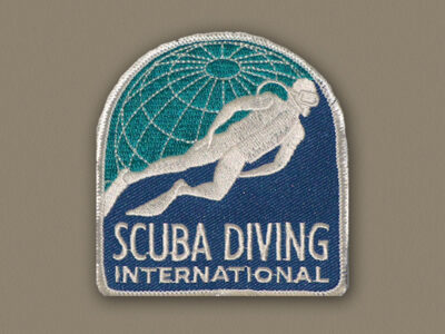SDI Embroidered Patch